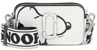 Marc Jacobs x Peanuts Snapshot leather crossbody bag