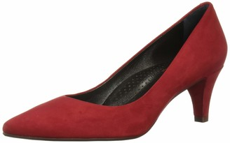 Marc Joseph New York Women's Leather Made in Brazil 2.25 Inch Heel Point Pump