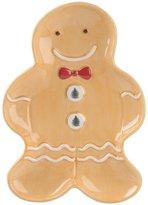 Spode Christmas Tree Gingerbread Man Tray