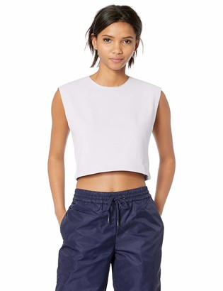 Puma Women's Fenty Sleeveless Cropped Crew Neck