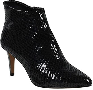 J. Renee Ranae (Black Snake Print) Women's Shoes