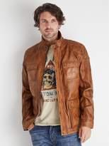 Joe Browns Perfect Pocket Leather Jacket