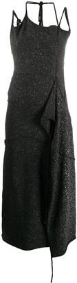 Ottolinger Strappy Shimmer Dress