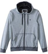 Hurley Men's DriFit Fleece Zip Hoodie - 8128651
