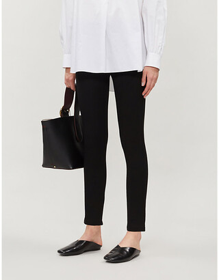 Joseph Nitro high-rise skinny stretch-gabardine leggings