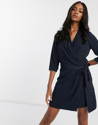 Vero Moda tie side dress