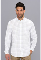 Nautica L/S Windowpane Woven Shirt