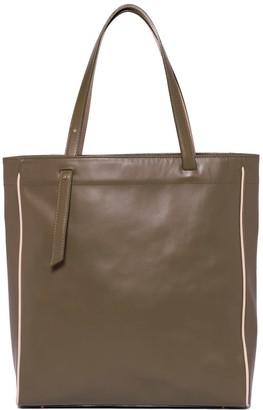 Zoé De Huertas Biarritz Olive Tote Bag