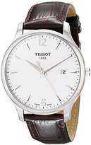 Tissot Men's Tradition Watch T0636101603700