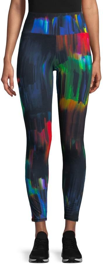 Y-3 Women's Multicolored Jersey Leggings