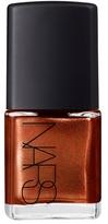 NARS Delos Nail Polish in Gold infused Copper Brown