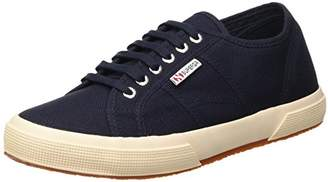 Superga Unisex Adults' 2750-Plus Cotu Flatform Pumps Blue ( (44 EU)