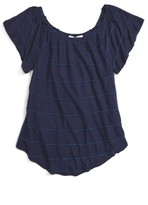 Ten Sixty Sherman Girl's Knit Stripe Top