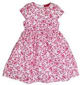 Salt&Pepper SALT AND PEPPER Girl's Mit Roten Blumenranken Dresses