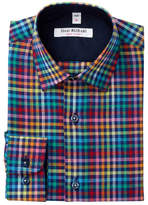 Isaac Mizrahi Fashion Dress Shirt (Toddler, Little Boys, & Big Boys)