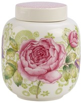 Villeroy & Boch Rose Cottage Covered Tea Canister