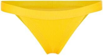 Frankie's Bikinis Frankies Bikinis Cole triangle bikini bottoms