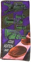 Louis Vuitton Other Silk Scarves