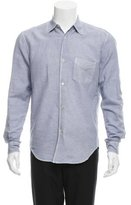 Our Legacy Distressed Button-Up Shirt