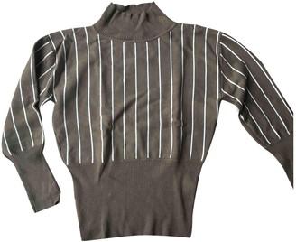 Marni Khaki Cotton Swimwear