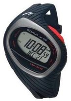 Soma Unisex DWJ070001 RunOne 100 Black Strap Digital Sports Watch