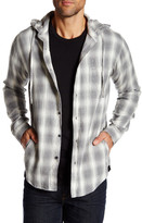 Ezekiel Fairmont Long Sleeve Hooded Shirt