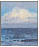 Pottery Barn Sea and Sky Canvas