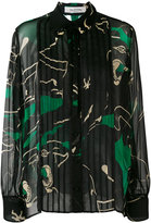Valentino decorative blouse