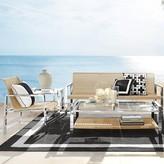 Pescadero Outdoor Club Chair Frame