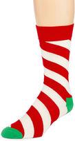 HS by Happy Socks Mens Holiday Crew Socks