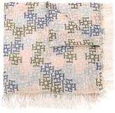 Hemisphere 'Alikita' scarf - women - Silk/Cashmere - One Size