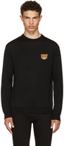 Moschino Black Teddy Sweater