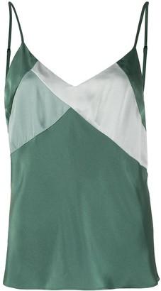 BA&SH Cult panelled vest