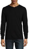 Jack And Jones Premium Jprluke Cashmere Blend Knit V-Neck Sweater