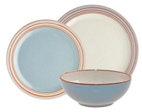 Denby Heritage Terrace 12-pc Dinnerware Set, Service for 4
