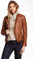 Muu Baa Muubaa Kendyll Genuine Leather Biker Jacket