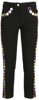 Moschino Embellished Jeans