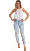 Wakee Jeans Wakee Distressed Jean
