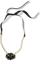 Club Monaco Ethel Cluster Necklace