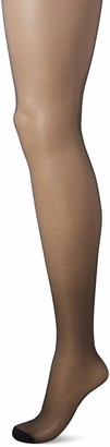 Hanes Women's Control Top Reinforced Toe Pantyhose 6-Pack
