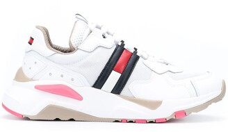 Tommy Jeans Colour-Block Chunky Sneakers