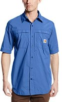 Carhartt Men's Force Mandan Solid Short Sleeve Shirt