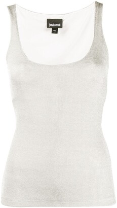 Just Cavalli fitted vest