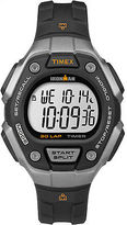 Timex Women's 30-Lap Sports Watch | Black/Gray 100m W Resist | Ironman TW5K89200