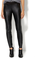 New York & Co. Soho Jeans - Faux-Leather Front Legging