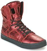 Supra SKYTOP II Red / Metallic / Black