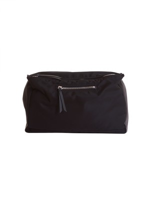 Givenchy Pandora Messenger Bag In Nylon In Black