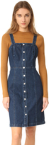 AG Jeans The Sydney Fitted Button Down Dress