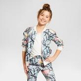 Art Class Girls' Track Jacket Art Class - Floral