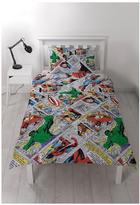 Marvel Comics Retro Duvet